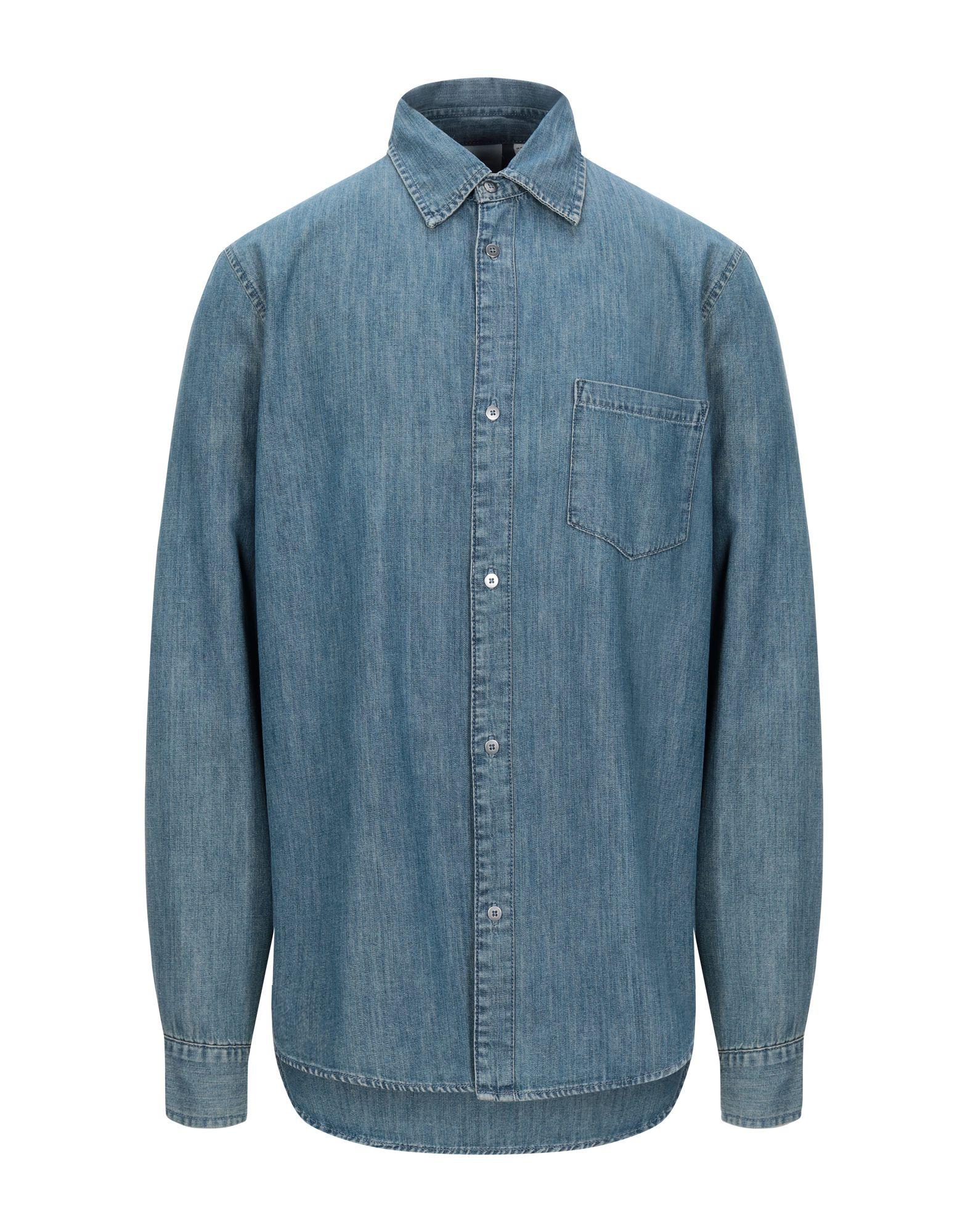 CHEAP MONDAY Джинсовая рубашка cheap monday джинсовая верхняя одежда