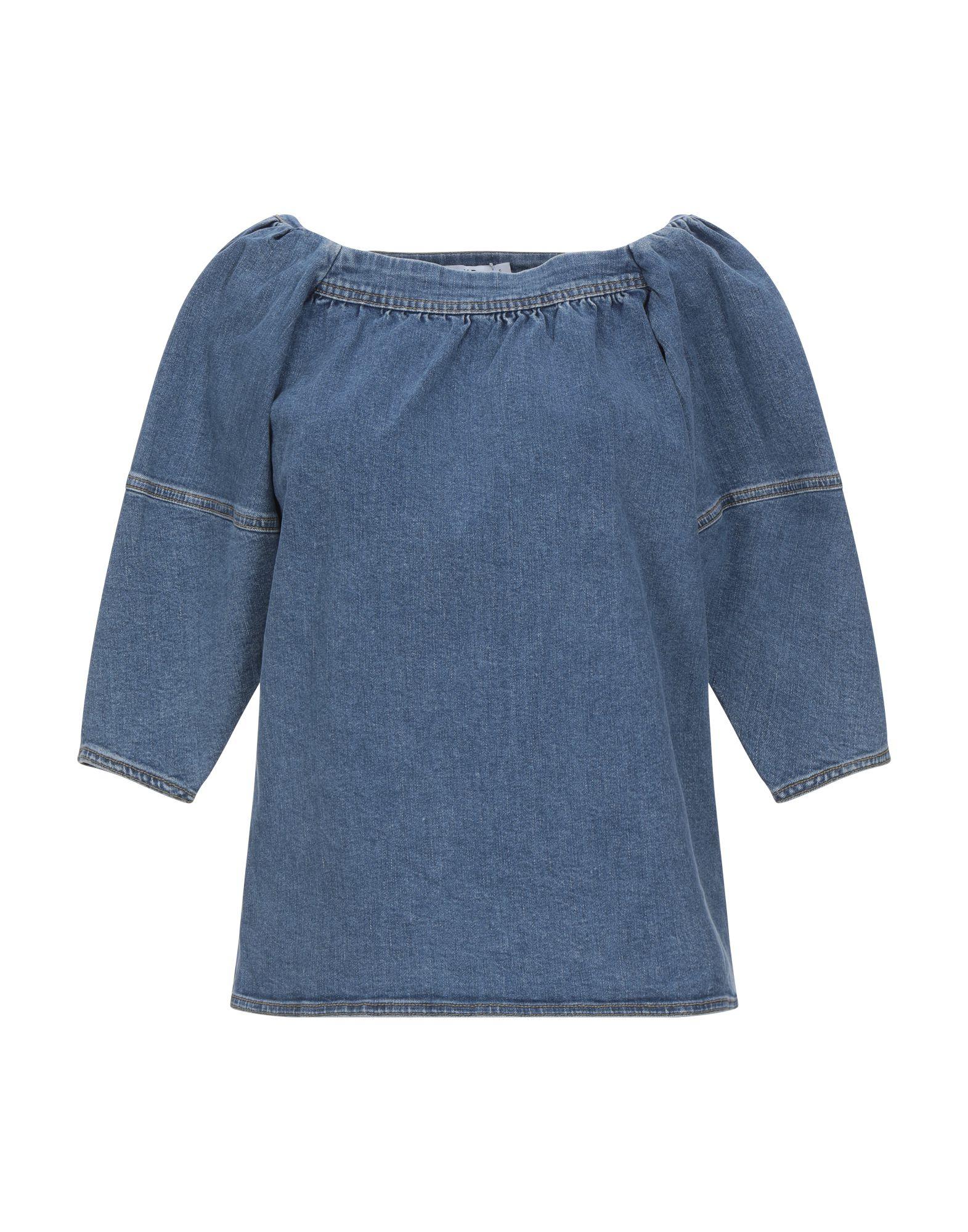 Фото - NA-KD Джинсовая рубашка рубашка greg greg mp002xm05sgb