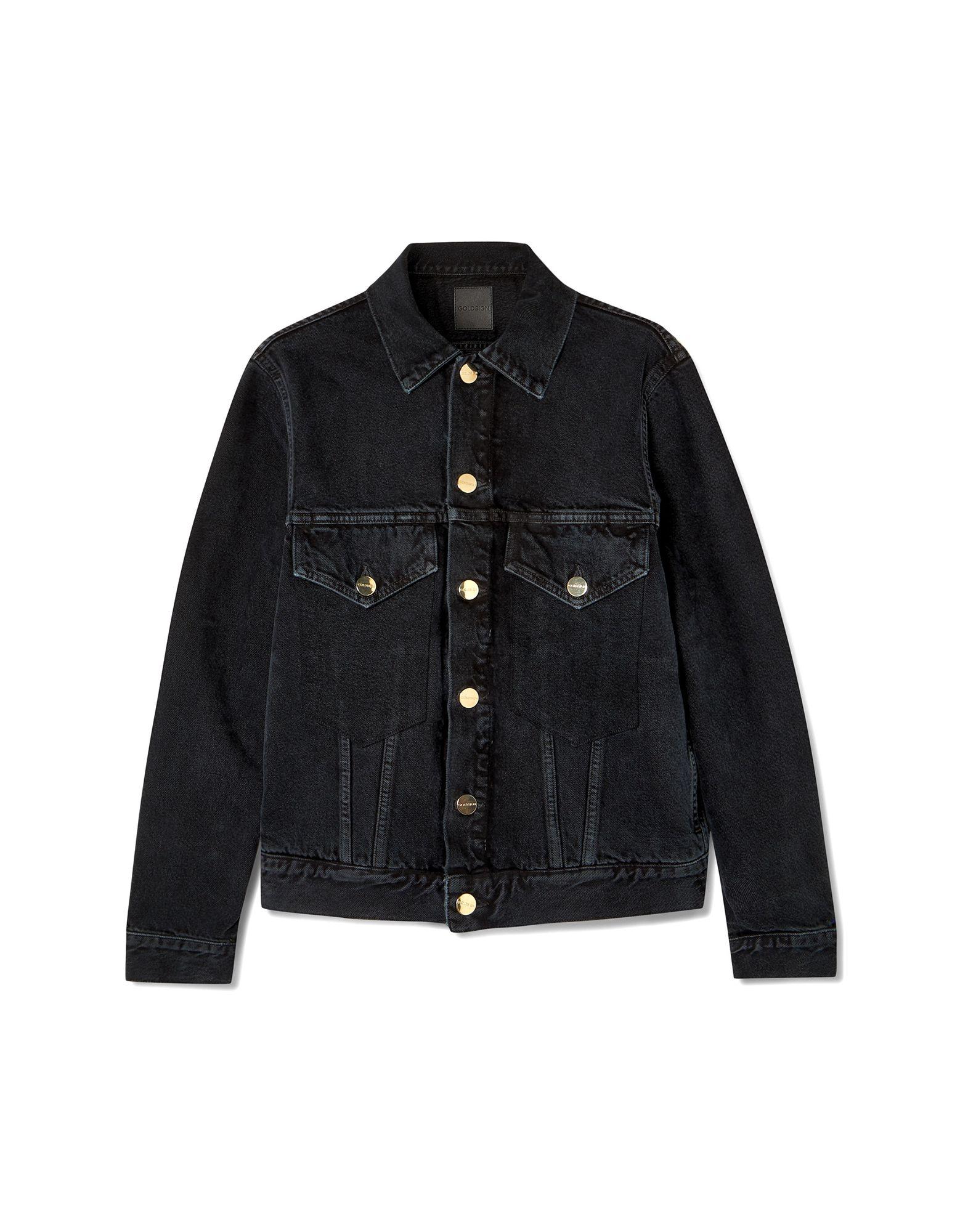 Фото - GOLDSIGN Джинсовая верхняя одежда goldsign джинсовая верхняя одежда