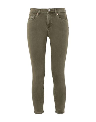 Джинсовые брюки-капри