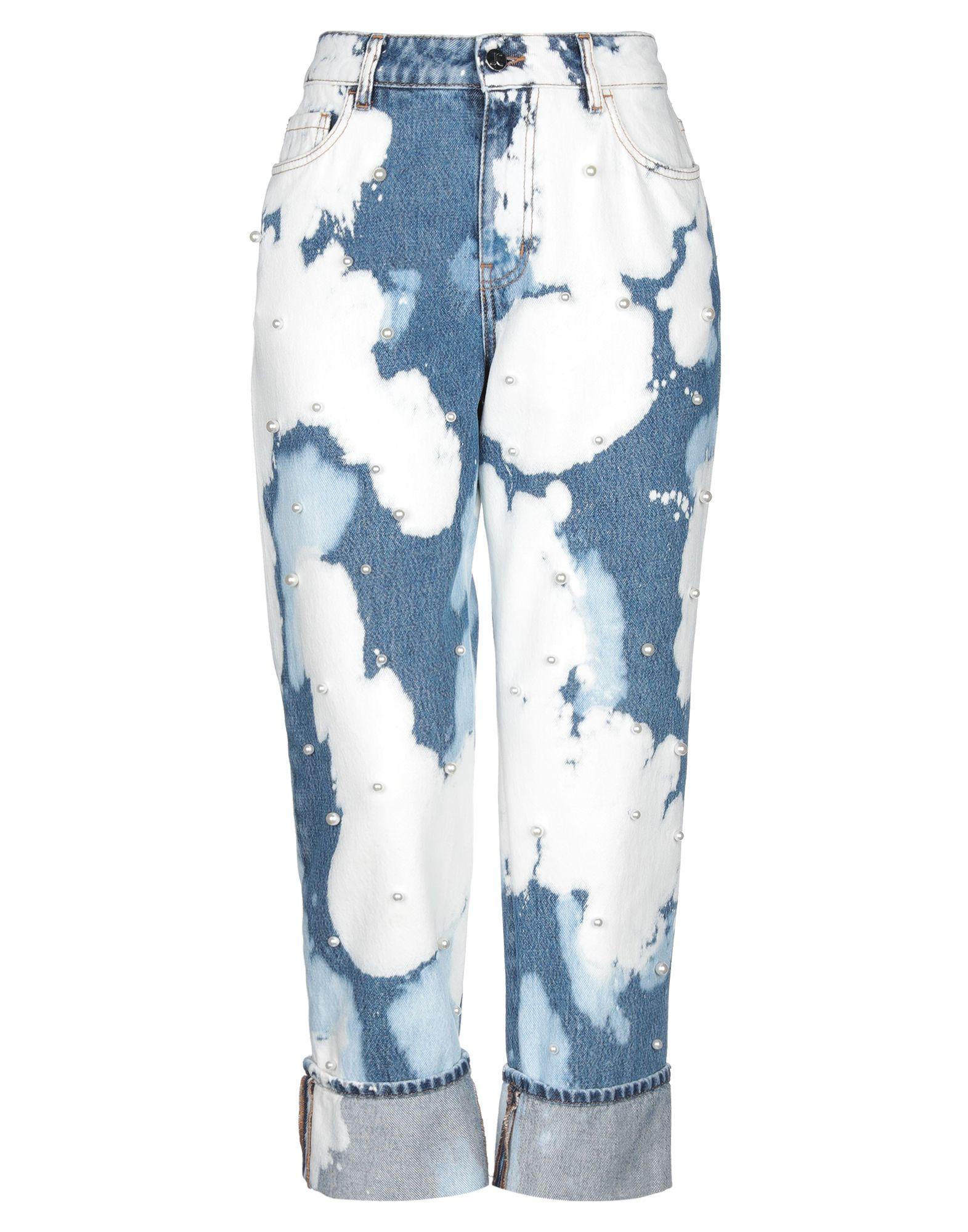 JUST CAVALLI Джинсовые брюки купальный низ just cavalli