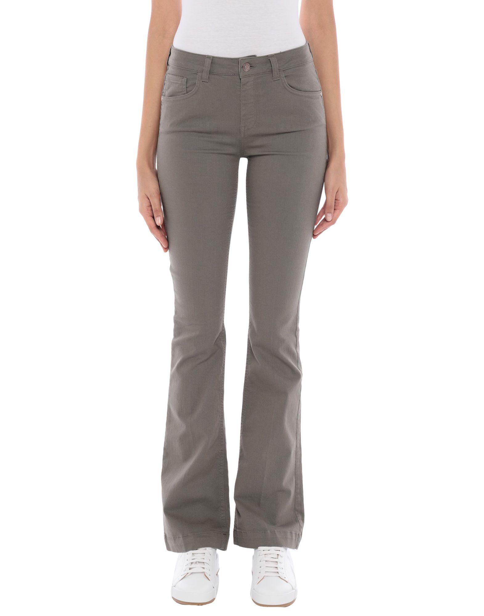 FLARE JEANS Джинсовые брюки flare jeans повседневные брюки