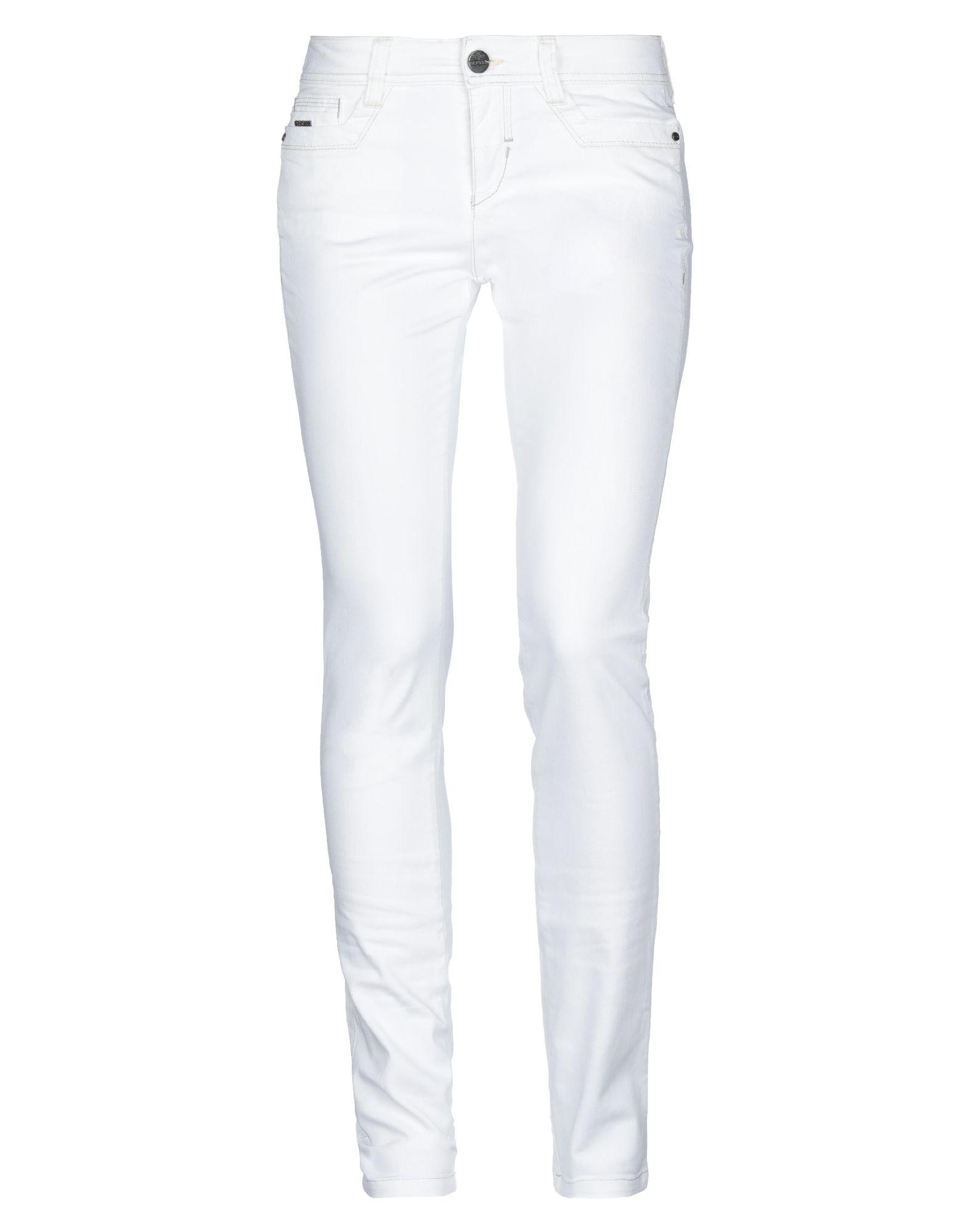 DEK'HER Denim pants - Item 42785265