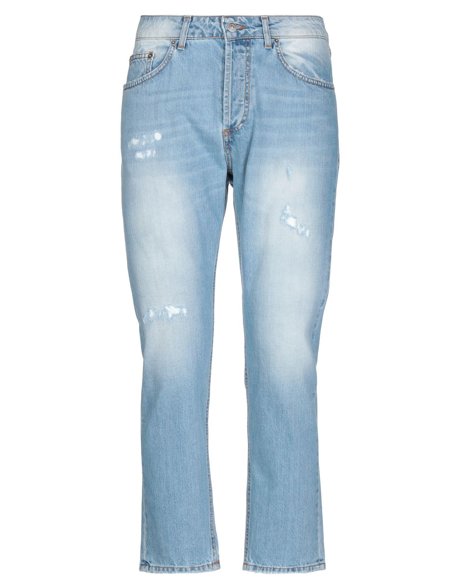 《セール開催中》BE ABLE メンズ ジーンズ ブルー 33 コットン 100%