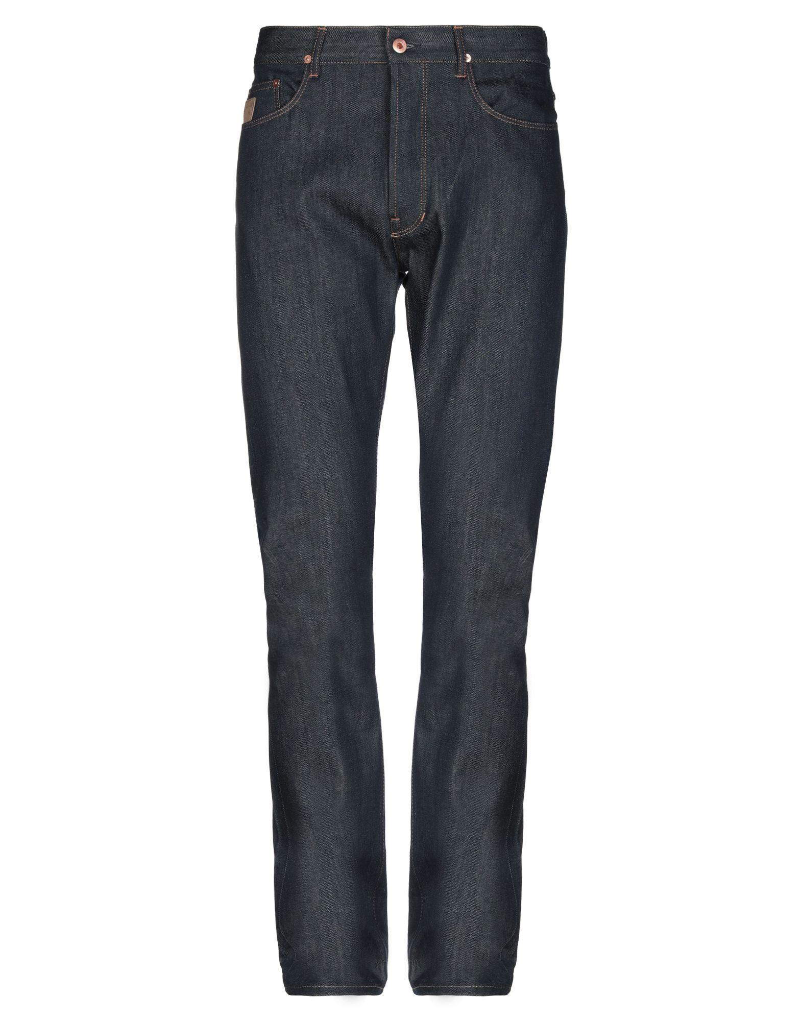APRIL 77 Джинсовые брюки