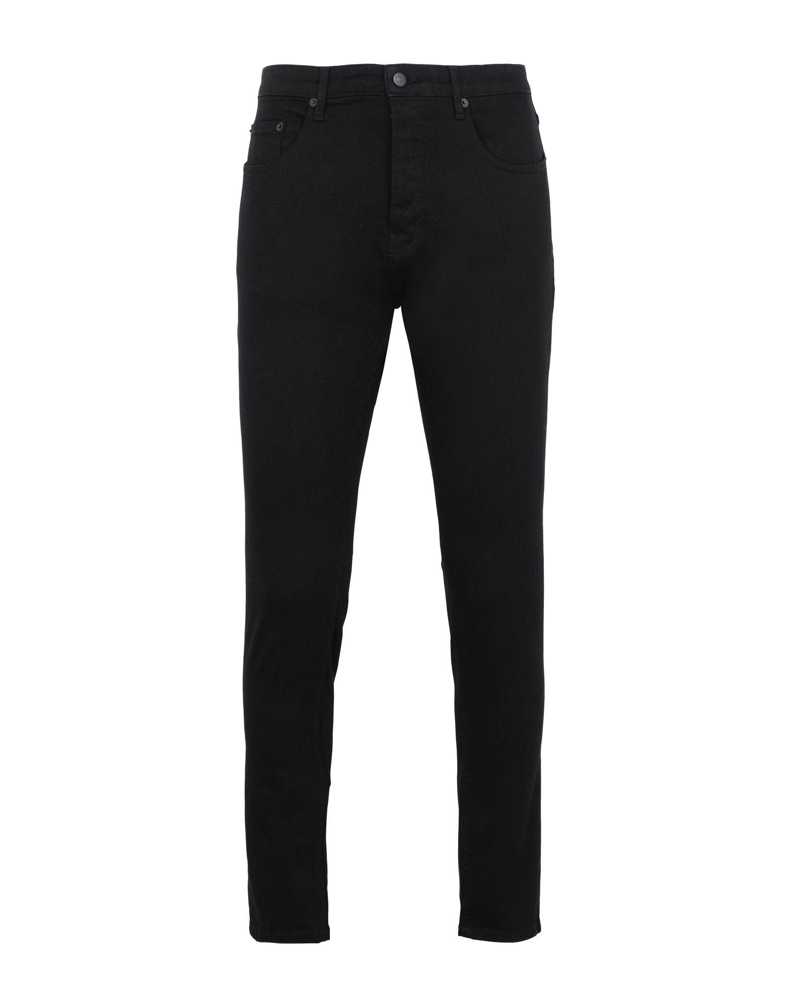 THE KOOPLES Джинсовые брюки