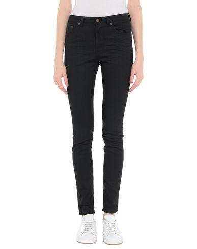 Джинсовые брюки Yves Saint Laurent 42786581HA