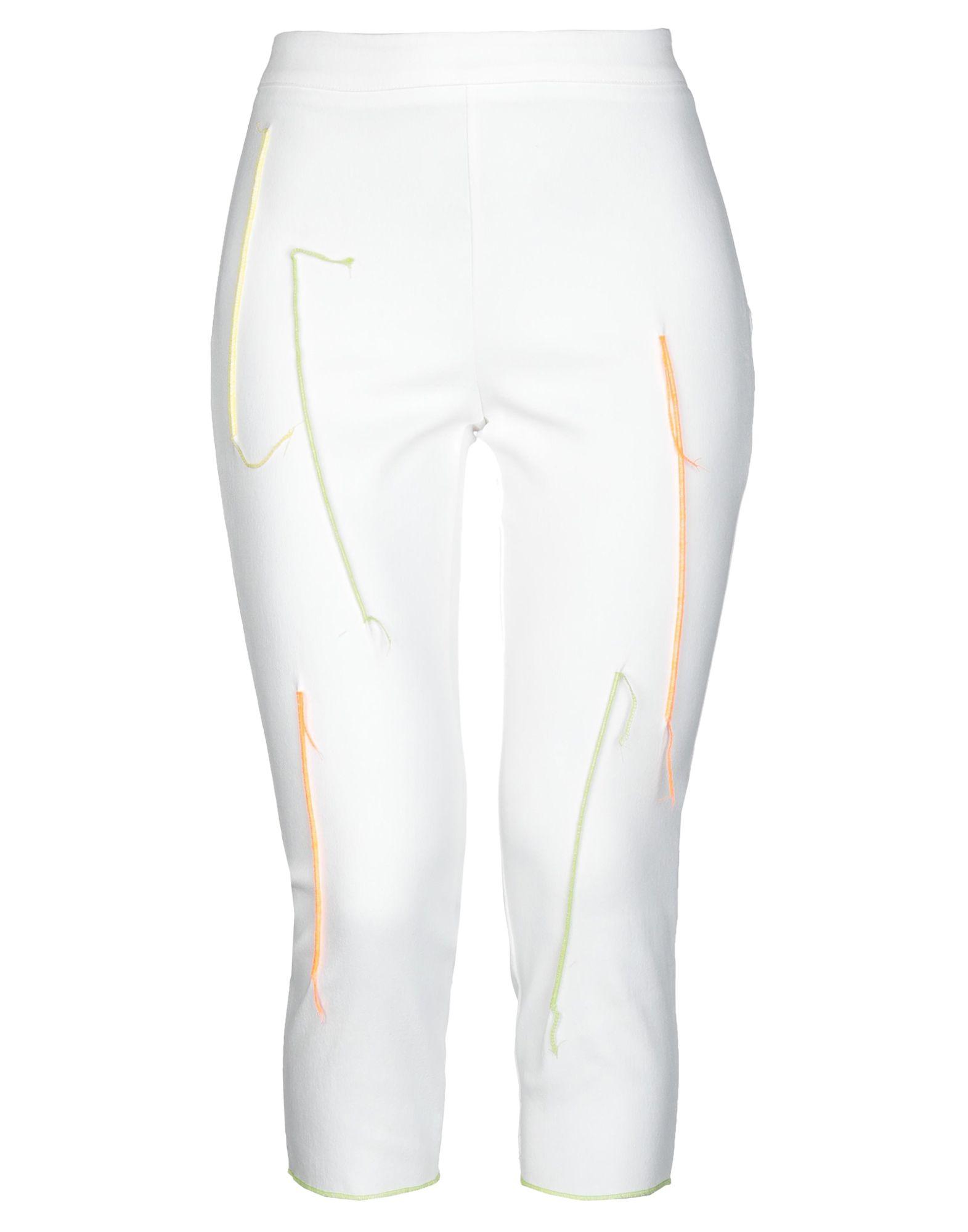 VIRGINIA BIZZI Джинсовые брюки-капри цена 2017