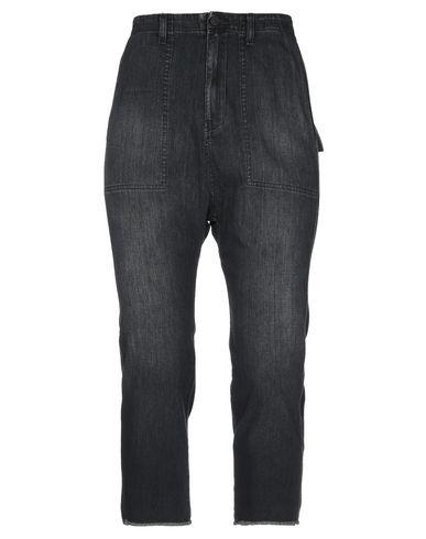 Фото - Джинсовые брюки-капри от NILI LOTAN черного цвета