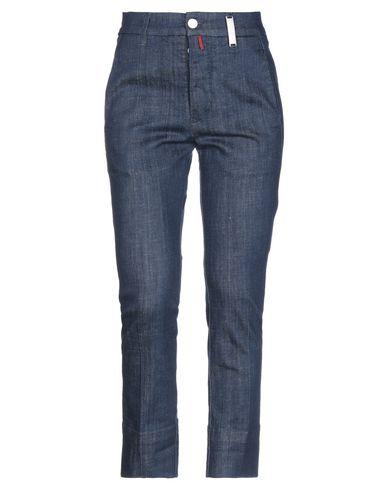 Фото - Джинсовые брюки от HIGH by CLAIRE CAMPBELL синего цвета