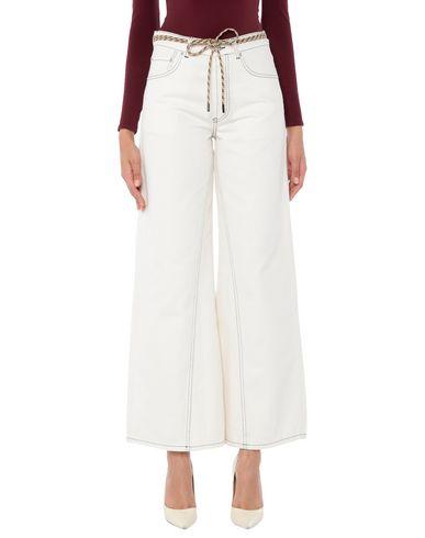 Джинсовые брюки GANNI