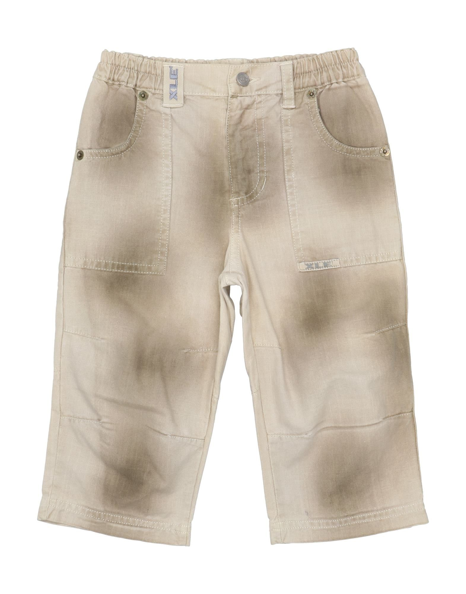 Xle International Company Kids' Casual Pants In Neutrals