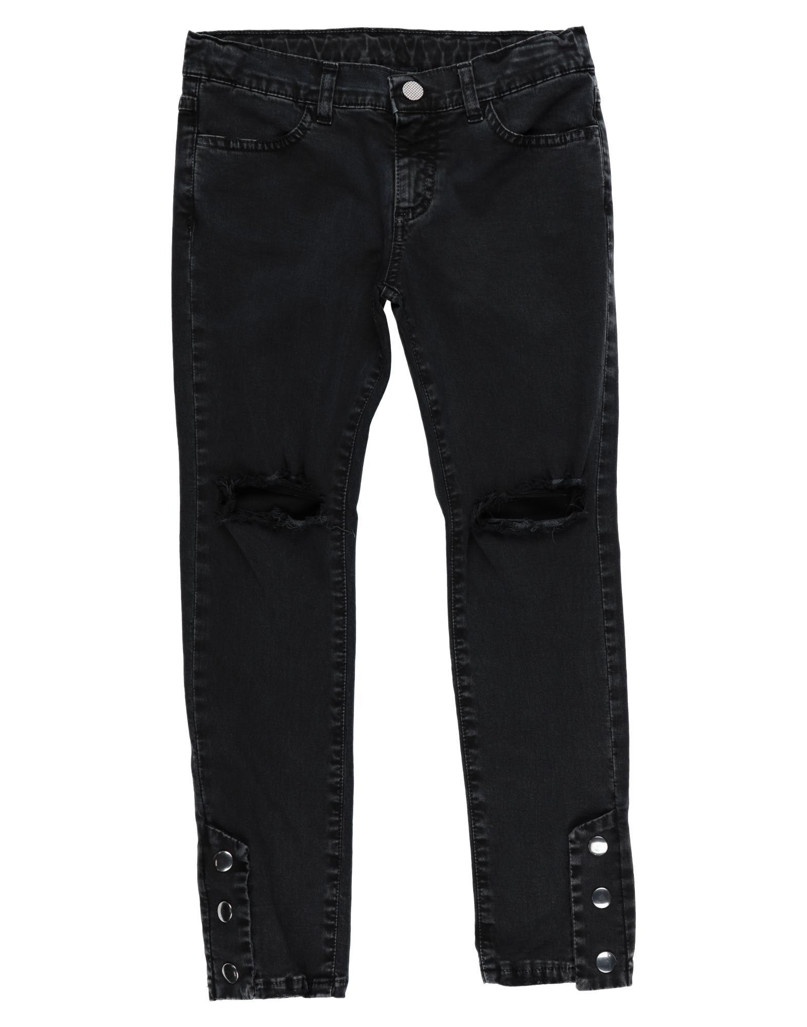 Naïce Kids' Jeans In Black