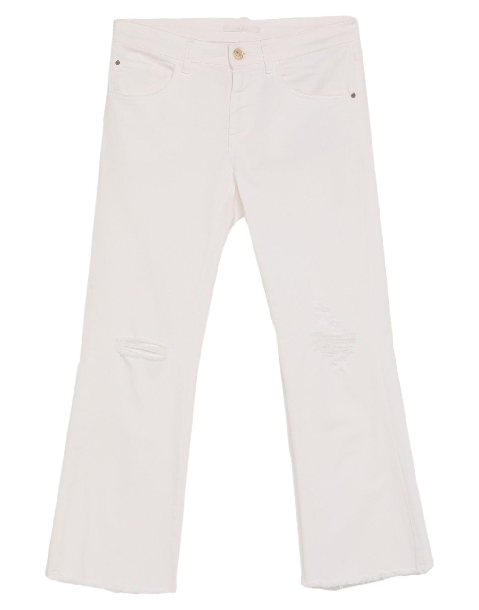 CARLA G. Джинсовые брюки-капри carla g брюки капри