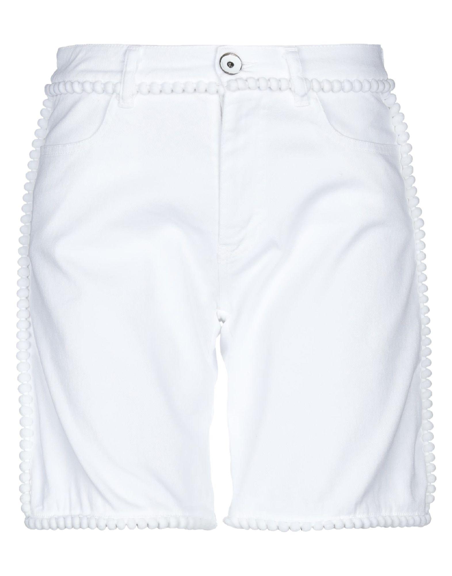 CO TE Джинсовые шорты co te джинсовые шорты