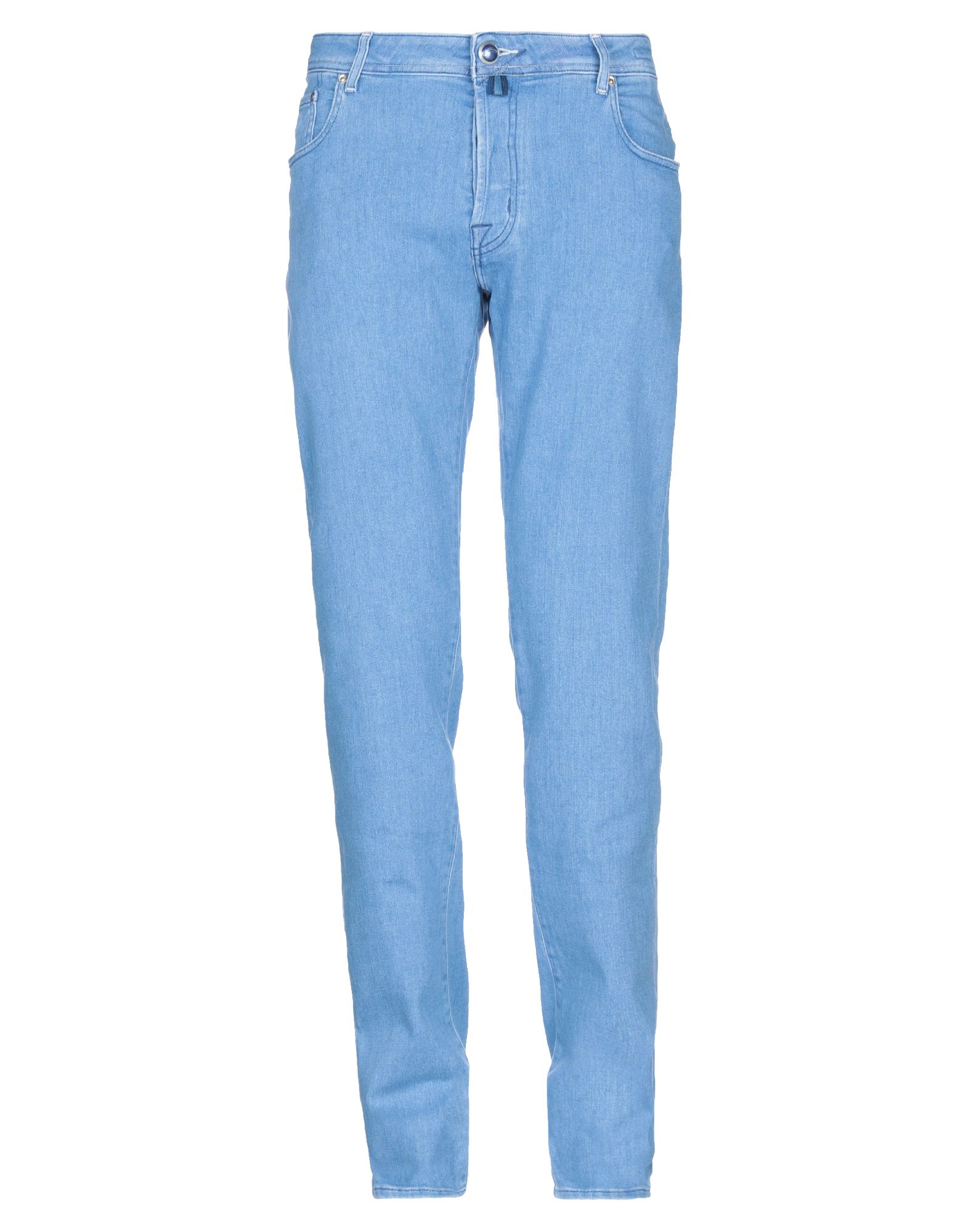 JACOB COHЁN Denim pants - Item 42791576