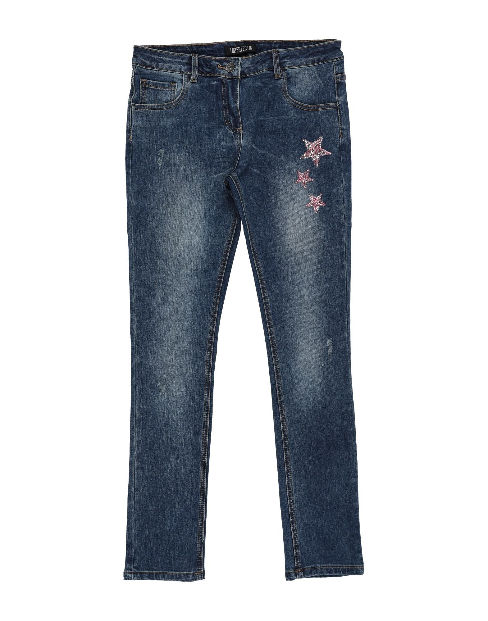 !m?erfect Kids'  Jeans In Blue