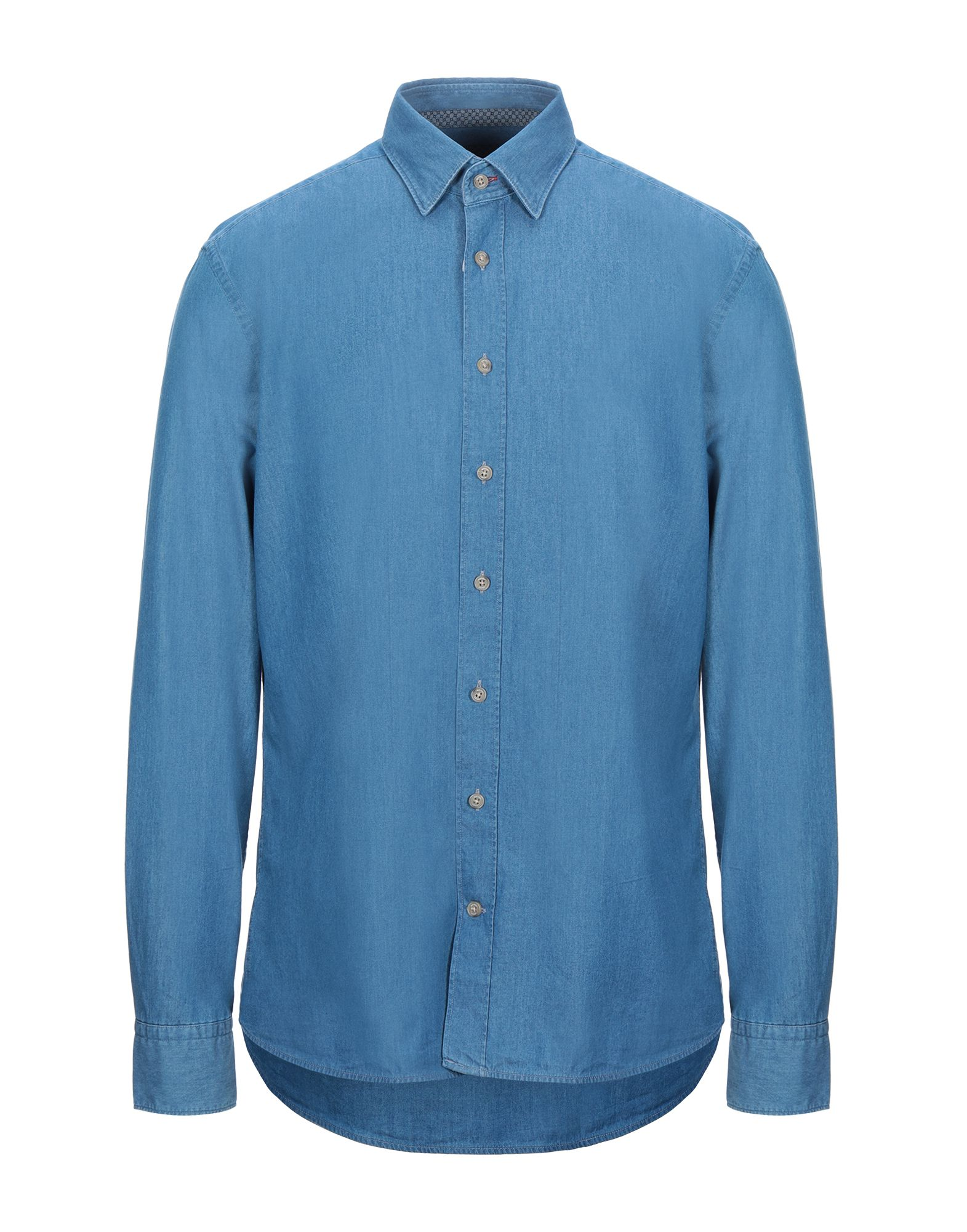 HACKETT Джинсовая рубашка