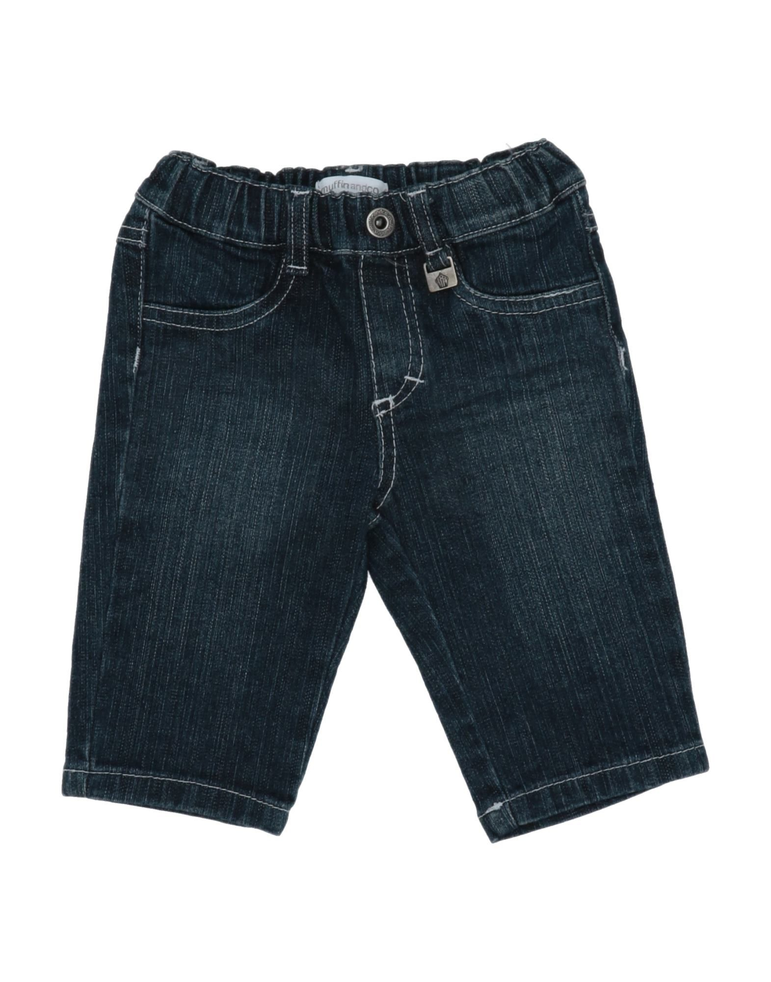 Muffin & Co. Kids' Jeans In Blue
