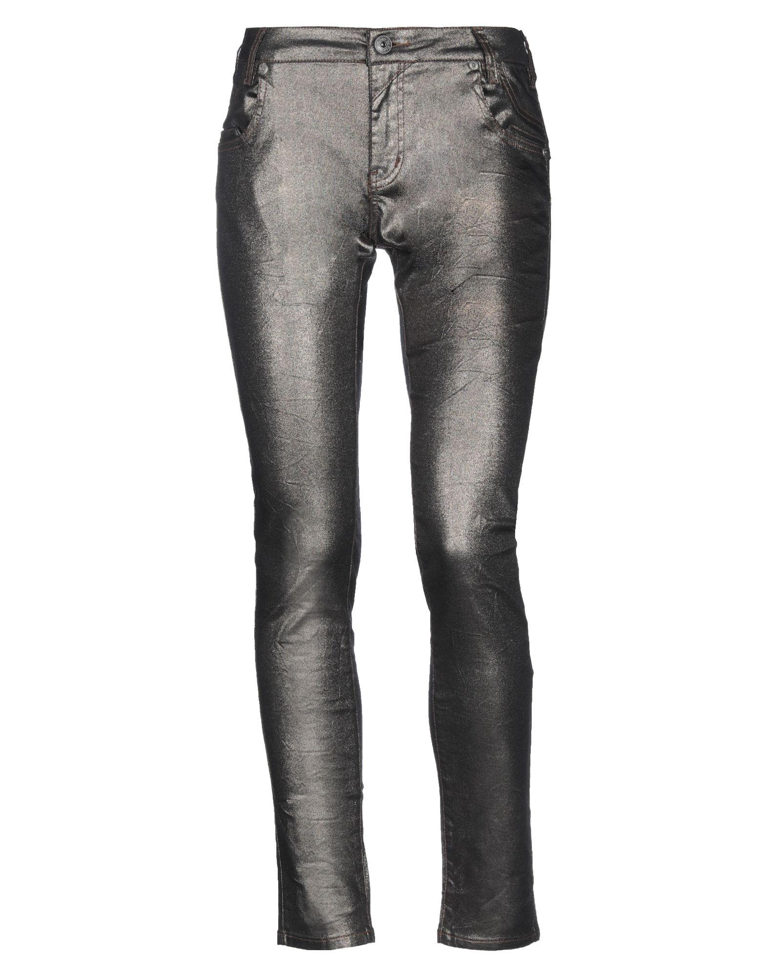 цена BLUE MONKEY Джинсовые брюки онлайн в 2017 году