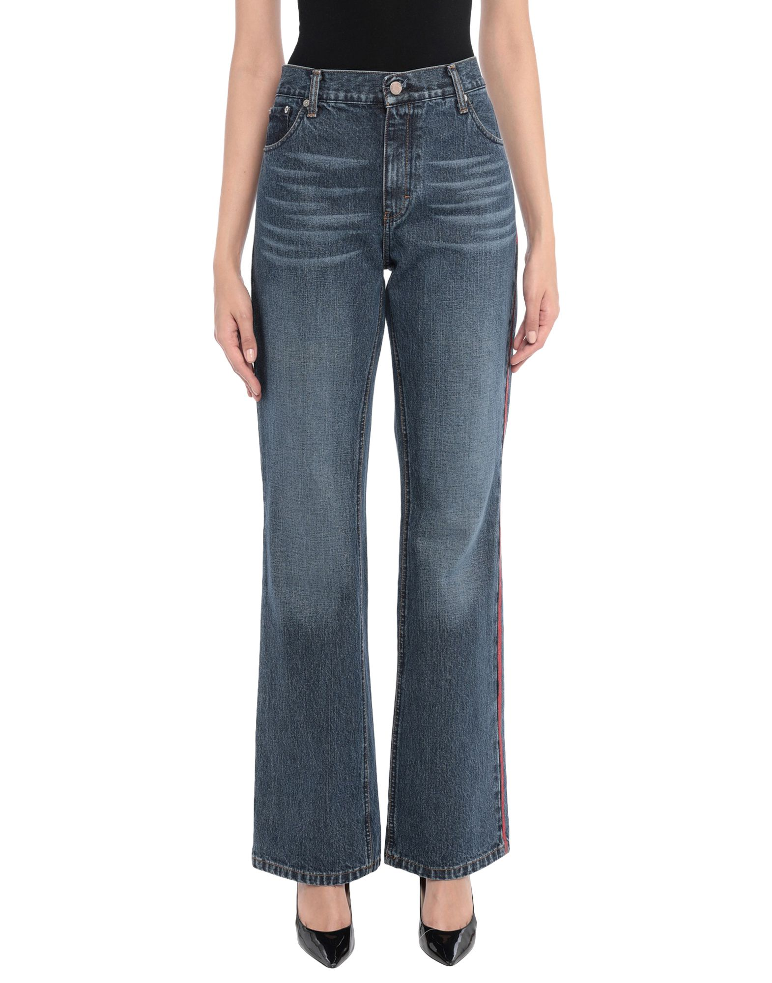 BRUUNS BAZAAR Джинсовые брюки bzr by bruuns bazaar вязаная юбка