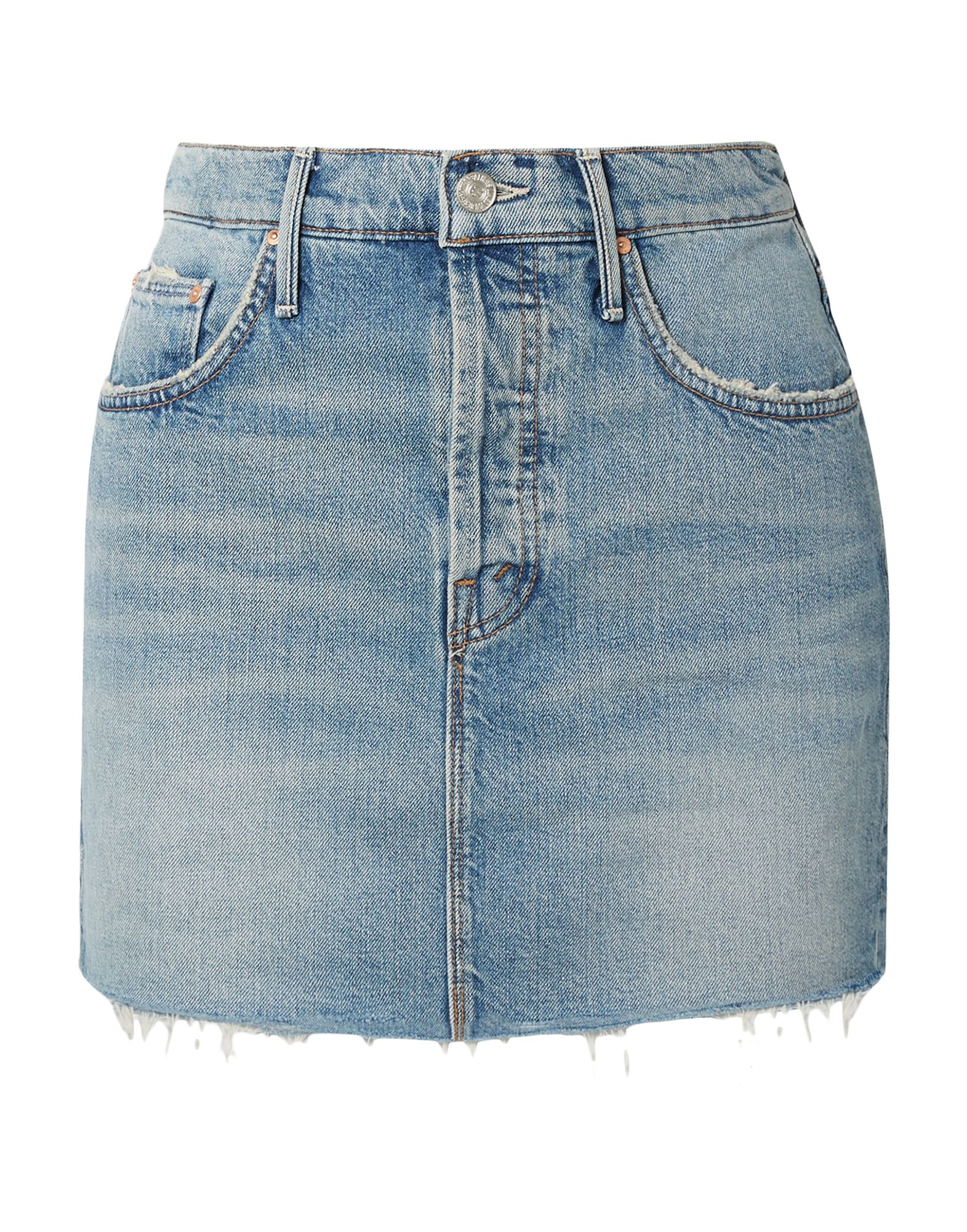 2nd day джинсовая юбка MOTHER Джинсовая юбка