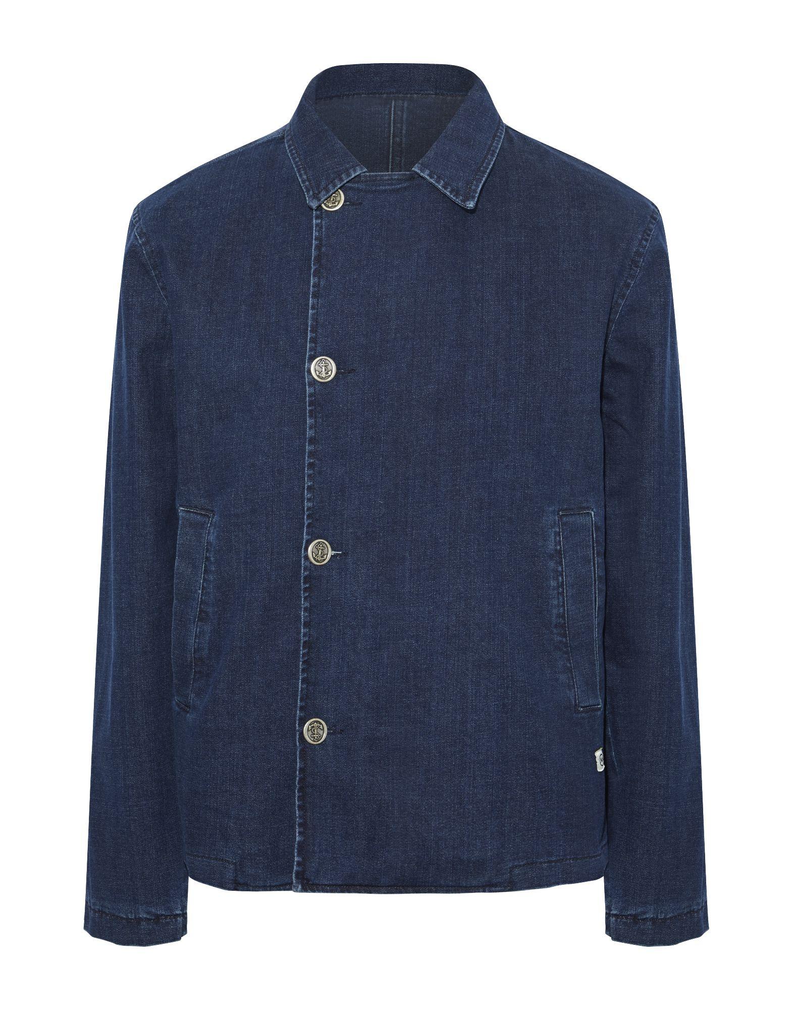 MELTIN POT Джинсовая верхняя одежда meltin pot джинсовая рубашка