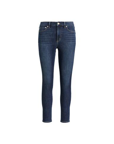Фото - Джинсовые брюки от LAUREN RALPH LAUREN синего цвета