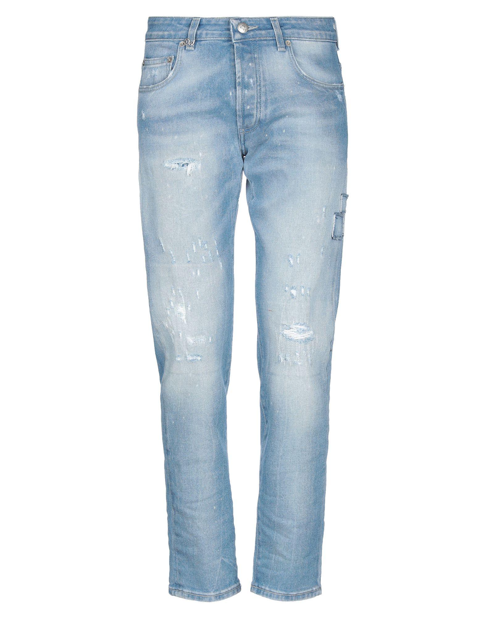 DW FIVE Denim pants - Item 42796691