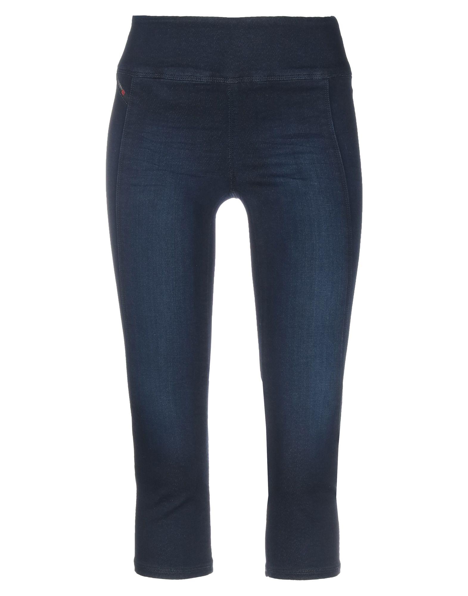 DIESEL Укороченные джинсы фото