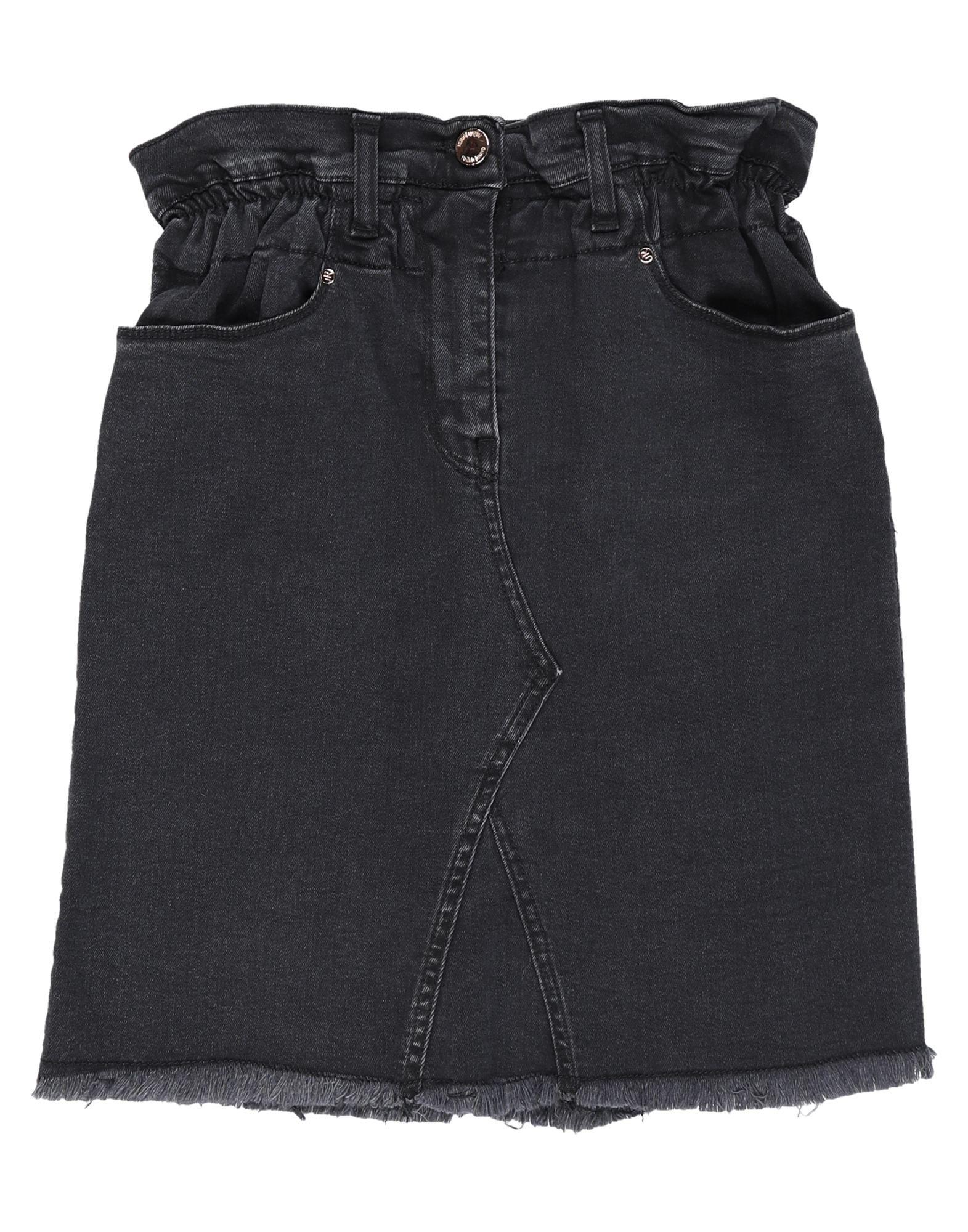 RELISH Джинсовая юбка юбка джинсовая с нагрудником и лямками barkito деним голубой