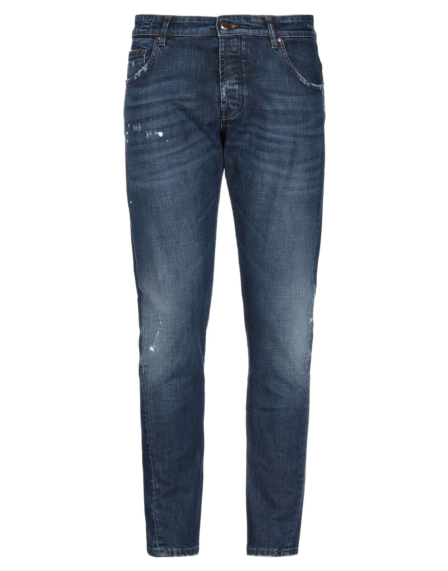 《セール開催中》DON THE FULLER メンズ ジーンズ ブルー 29 コットン 98% / ポリウレタン 2%
