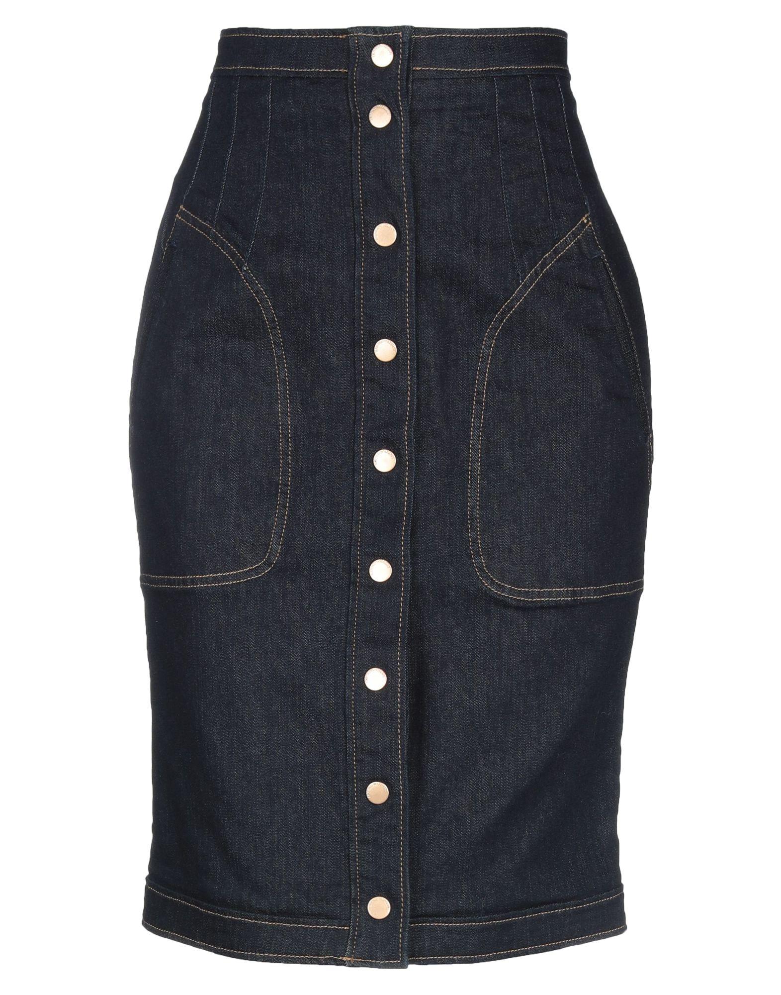 EMPORIO ARMANI Джинсовая юбка куртка джинсовая emporio armani emporio armani em598ewzwc83 page 2