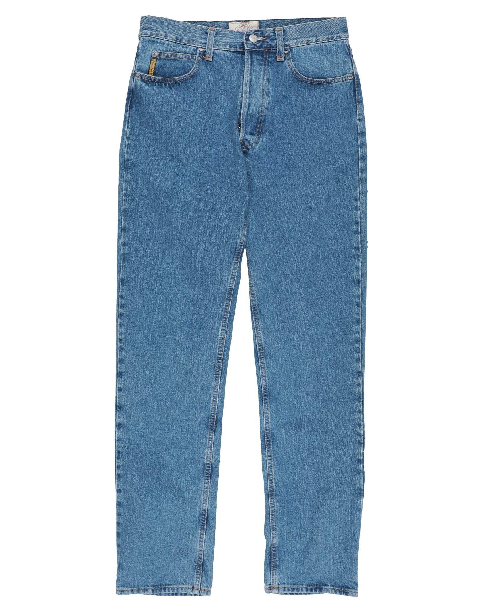 《セール開催中》ARMANI JEANS メンズ ジーンズ ブルー 30 コットン 100%