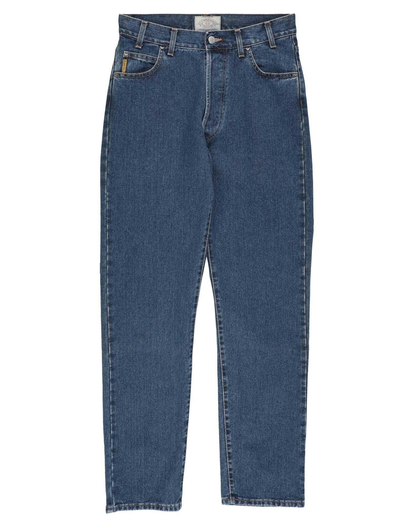 《セール開催中》ARMANI JEANS メンズ ジーンズ ブルー 29 コットン 100%