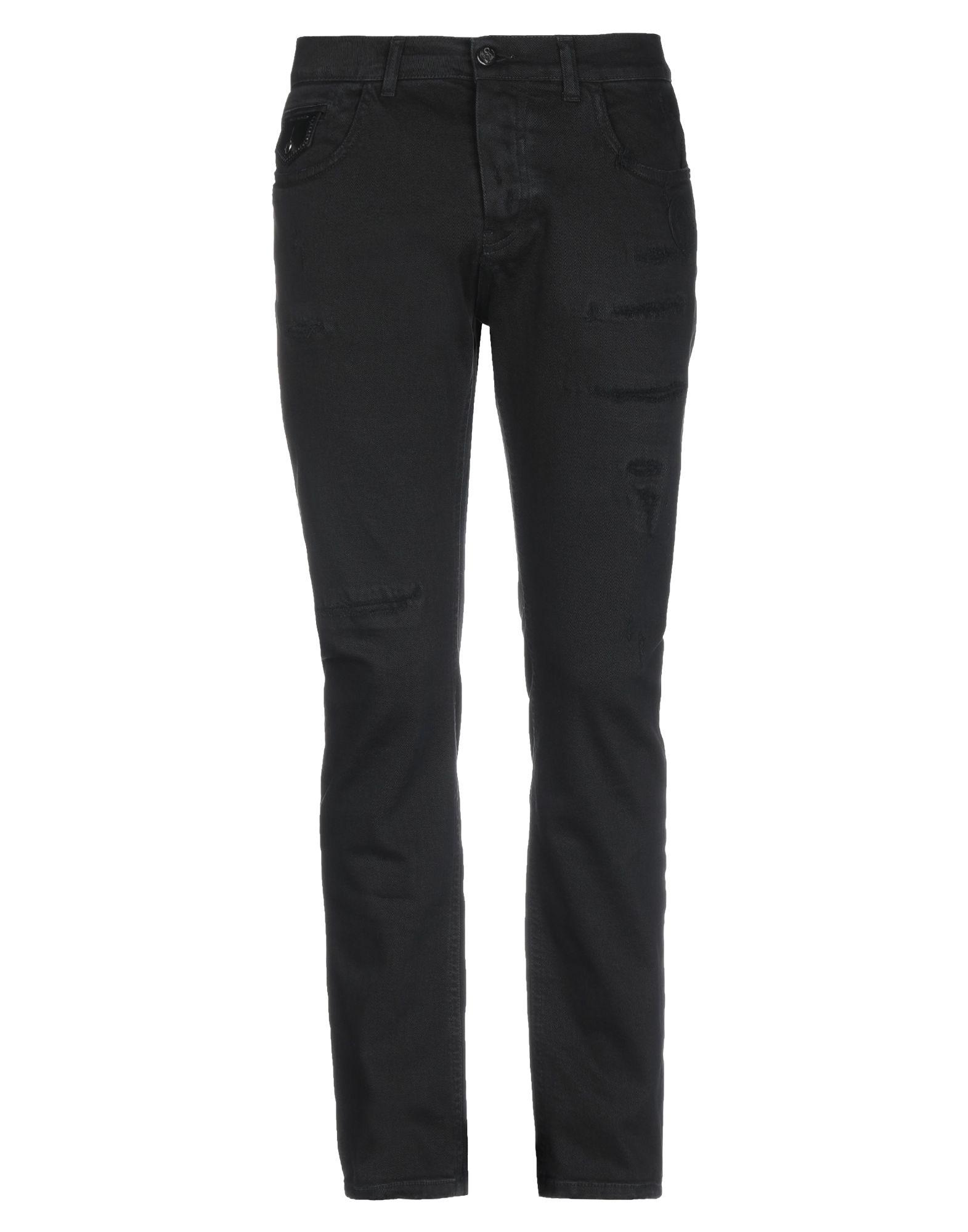 FRANKIE MORELLO Джинсовые брюки цена 2017