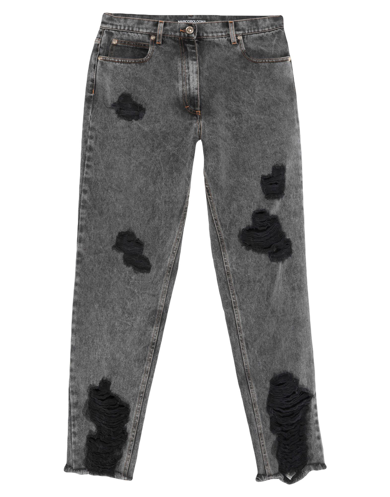 MARCO BOLOGNA Джинсовые брюки