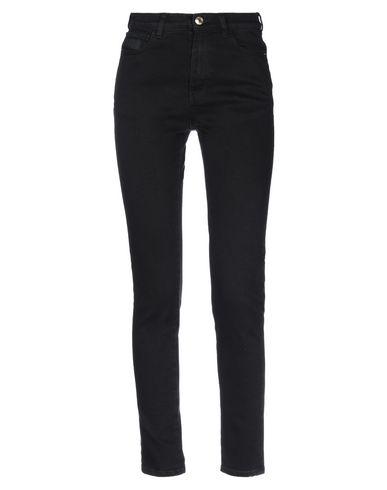 Джинсовые брюки GCDS