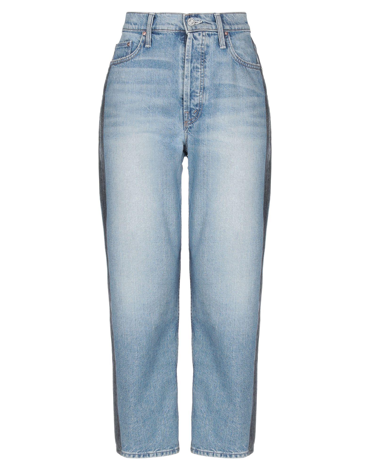 MOTHER Джинсовые брюки