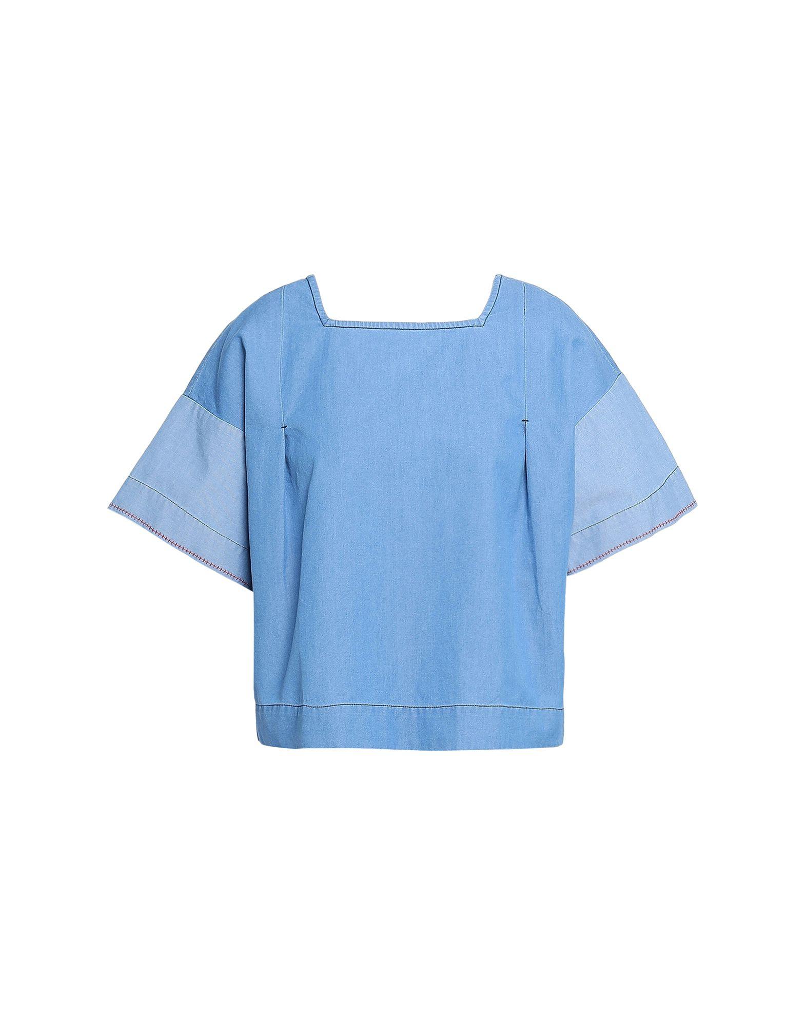 CHINTI & PARKER Джинсовая рубашка chinti