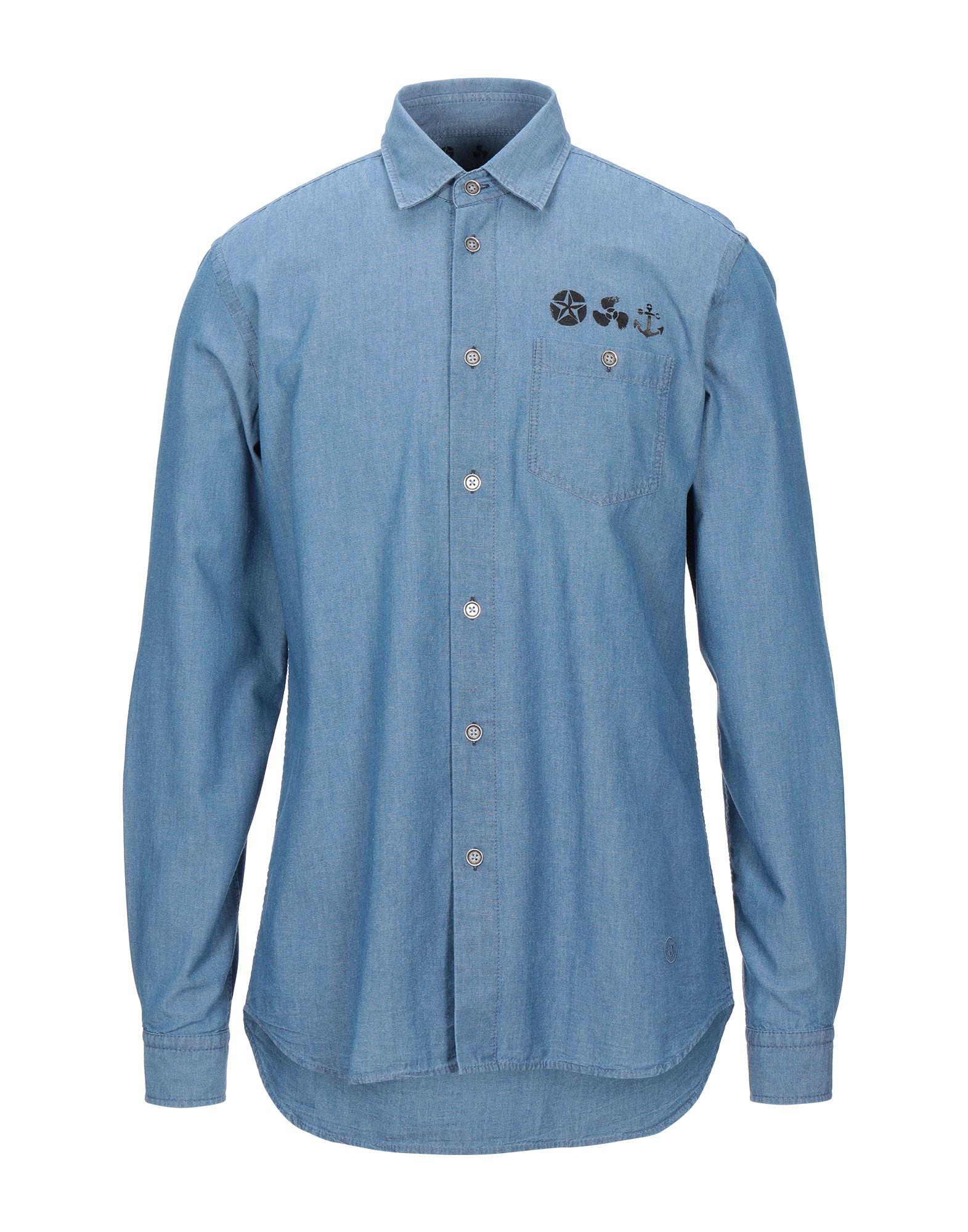 JECKERSON Джинсовая рубашка life sux джинсовая рубашка