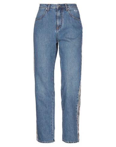Джинсовые брюки MSGM 42803129OL