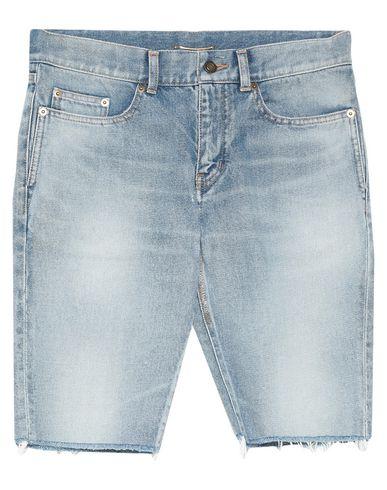 Джинсовые шорты Yves Saint Laurent 42803453GQ