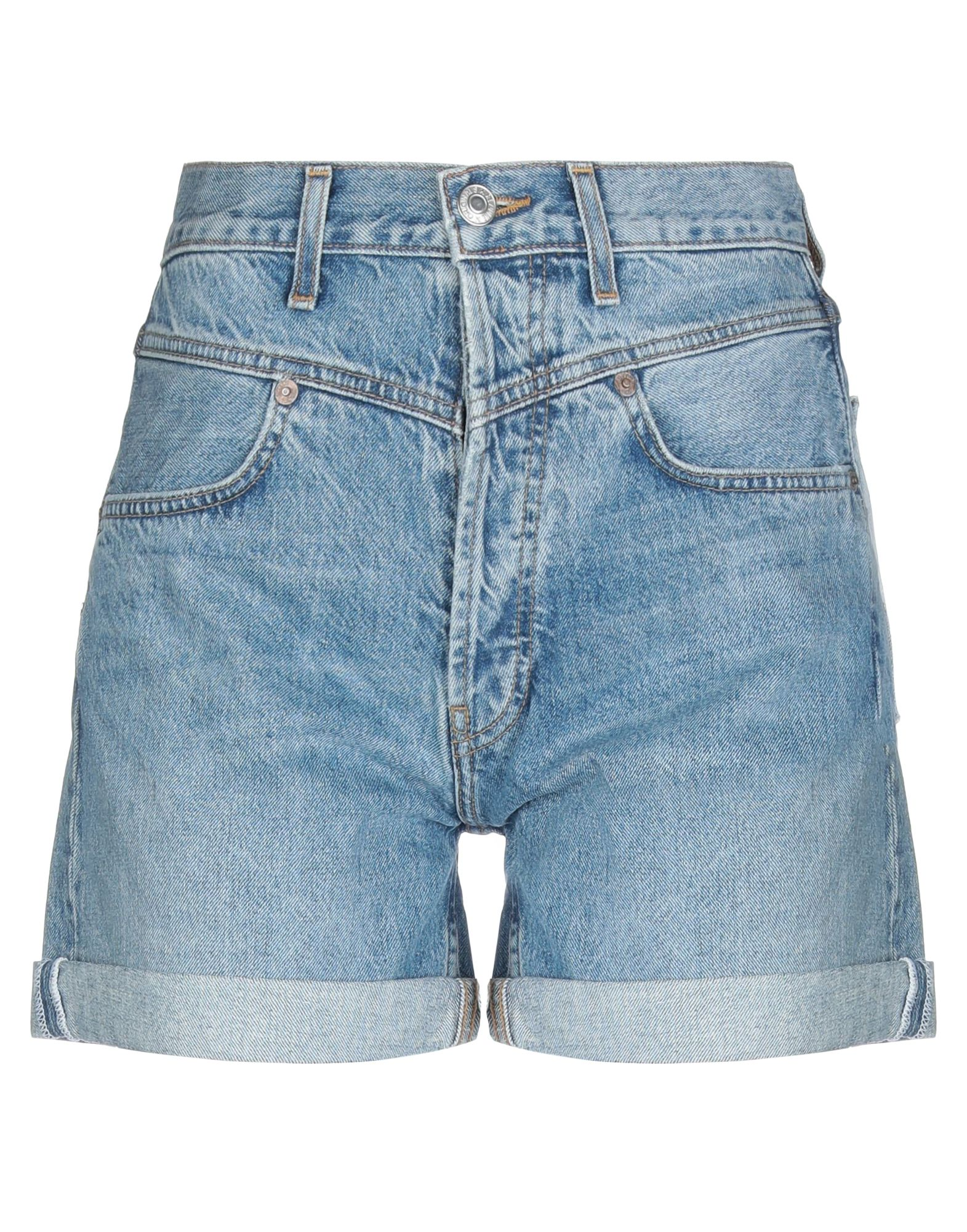 RE/DONE Джинсовые шорты