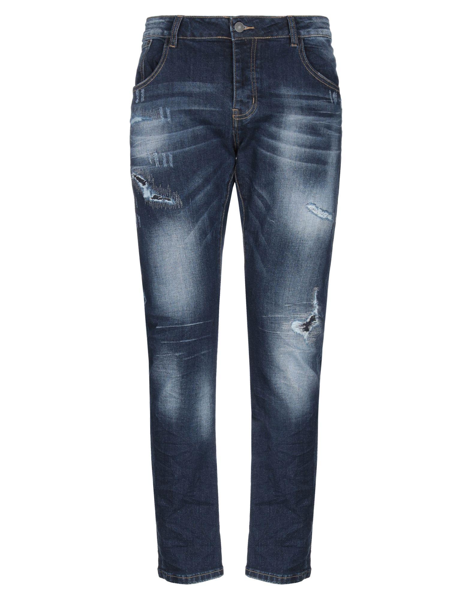 AGO E FILO Джинсовые брюки e tautz джинсовые брюки