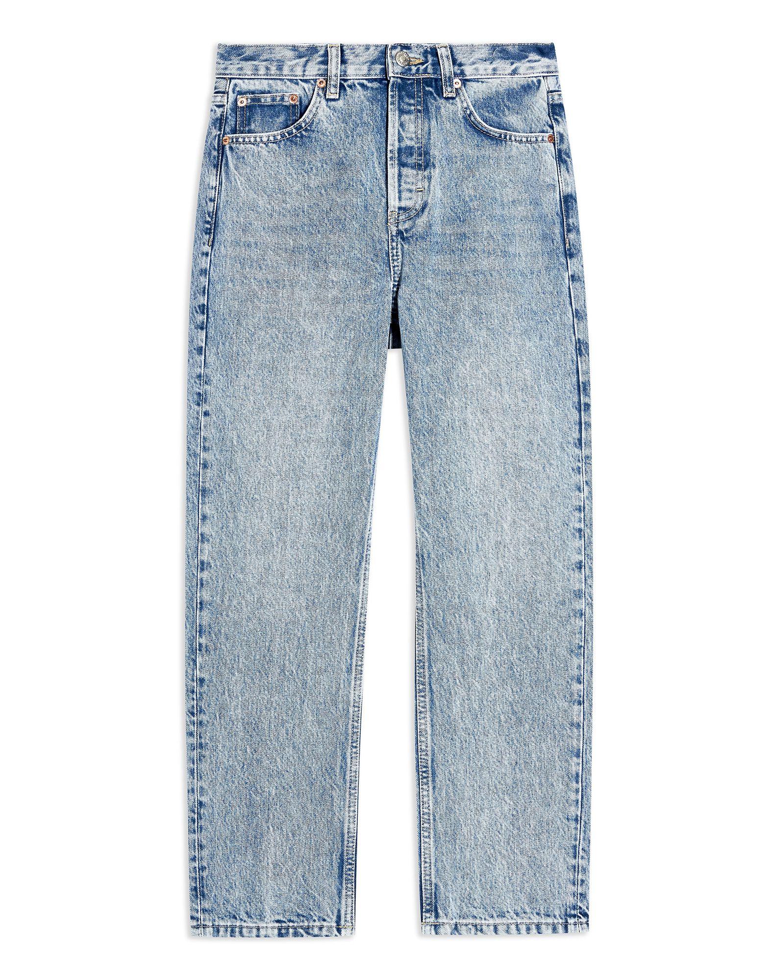 цена на TOPSHOP Джинсовые брюки