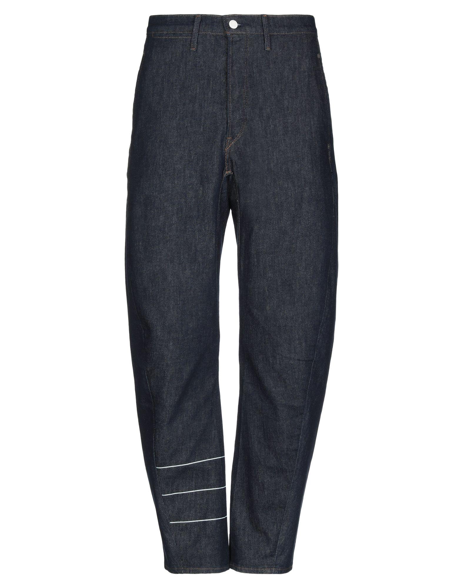 LEVI' S Джинсовые брюки fashionable elastic waist printed loose fitting women s exumas pants