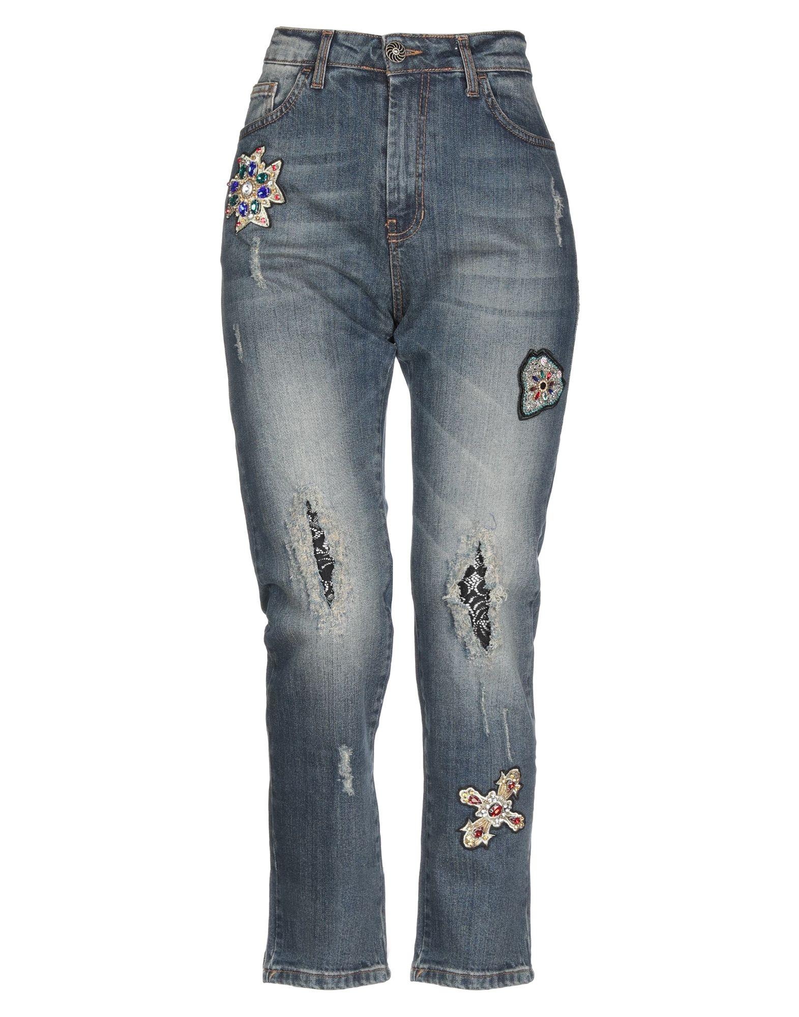 HELLEN BARRETT Джинсовые брюки hellen barrett пиджак