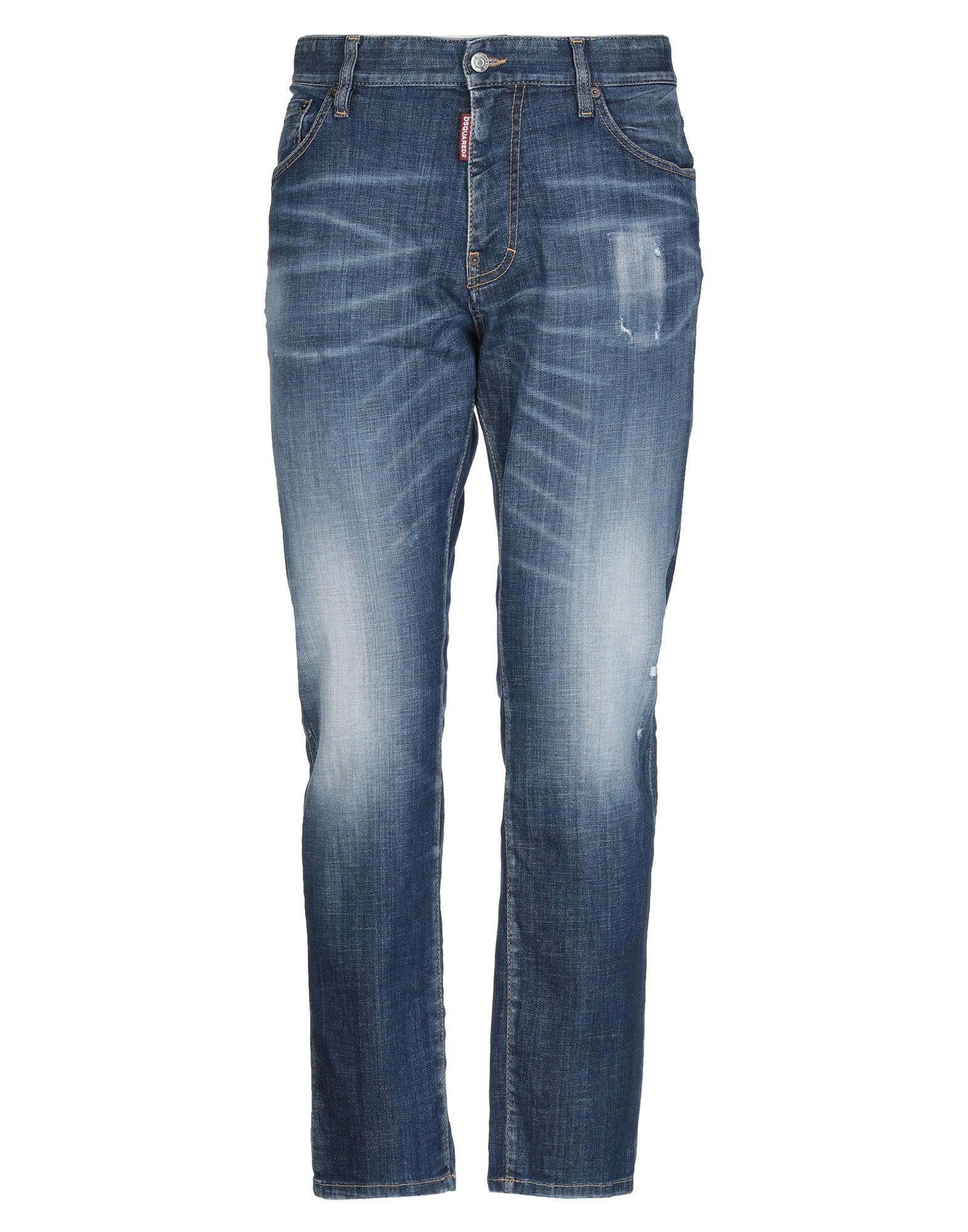 DSQUARED2 Denim pants - Item 42808044