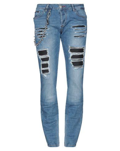 Джинсовые брюки PHILIPP PLEIN 42809839EQ